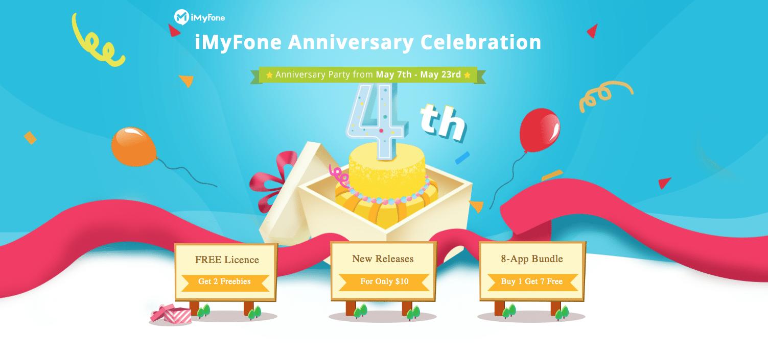iMyFone Anniversary