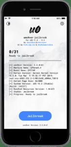 Unc0ver Jailbreak running on iOS 12